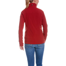 Tatonka Lajus Jacket Women lava red